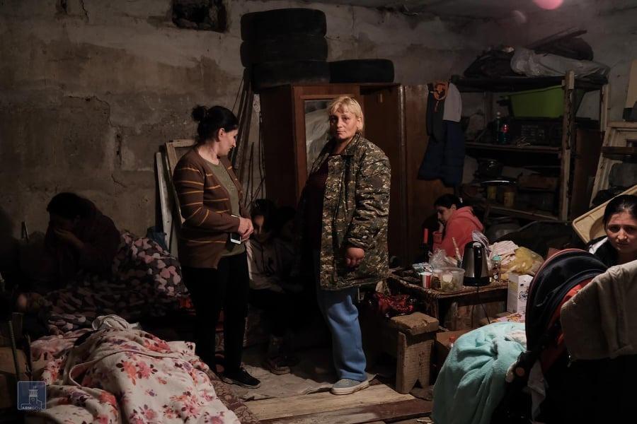 Families a Armenia