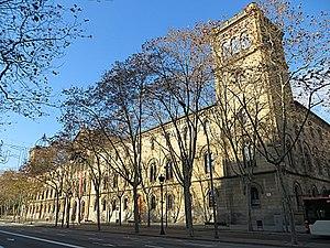Universitat de Barcelona | Wikipedia